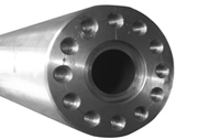 Bimetallic screw and barrel